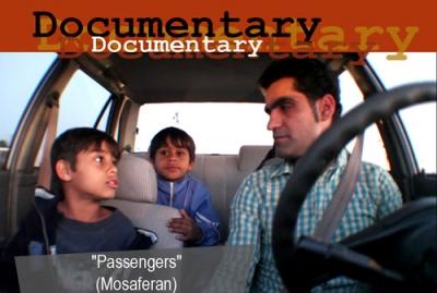 """""""Passengers"""" (Mosaferan)"""